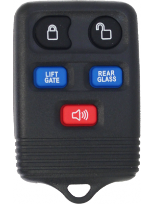 1X5B New cciyu Keyless Entry Remote Start Car Control Replacement Key Fob Replacement fit for Replacement fit ford Edge Expedition Explorer Lincoln MKS MKX Navigator CWTWB1U793